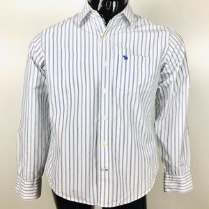 Vtg Abercrombie & Fitch Button-Down Shirt